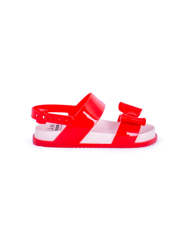 M-Pack de Sandalia Full para Niña Jania 9879 Rojo